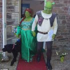 shrek fiona wedding 140x140 Shrek Wedding is Hillarious