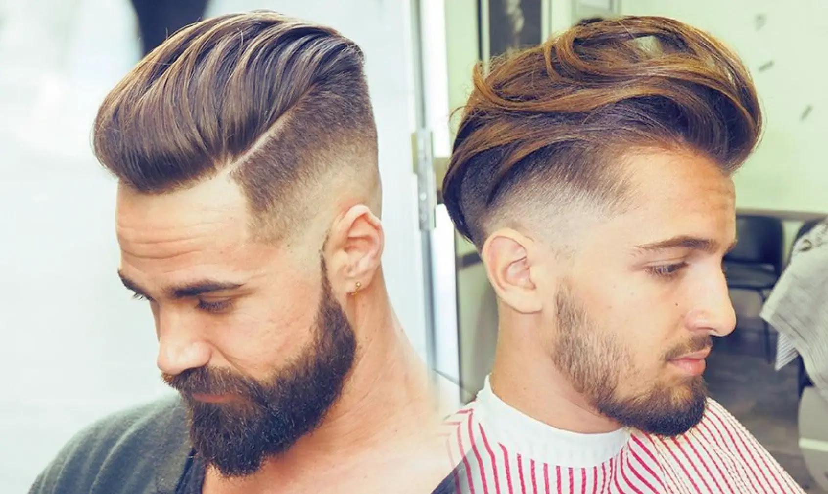New Hair Style Gents 2016 Naskah T