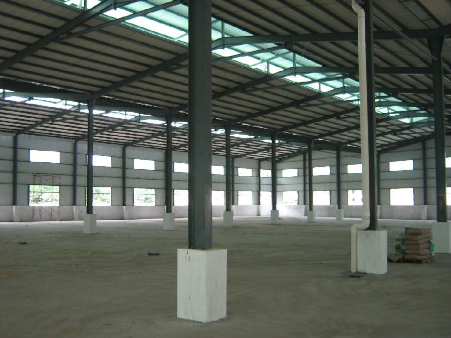 Konstruksi Bangunan Logam Proyek Industri Gudang Desain Prefabrikasi Struktur Baja Ringan Berita Industri Laizhou Hongshengda Machinery Co Ltd