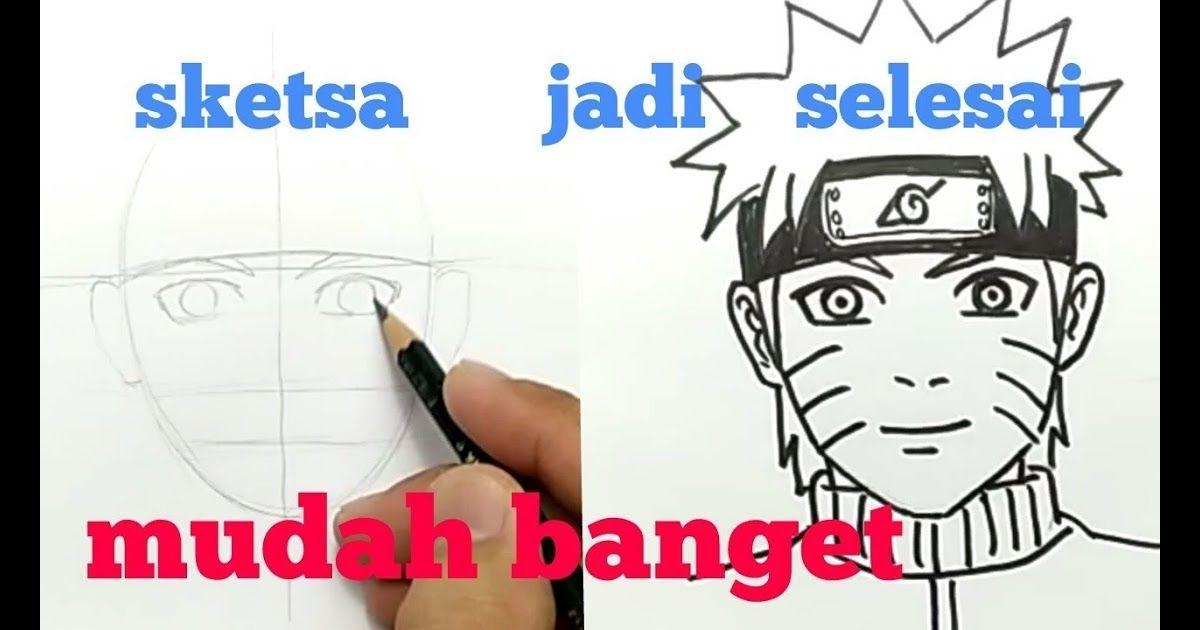 Gambar Naruto Keren Pensil Mudah - TORUNARO