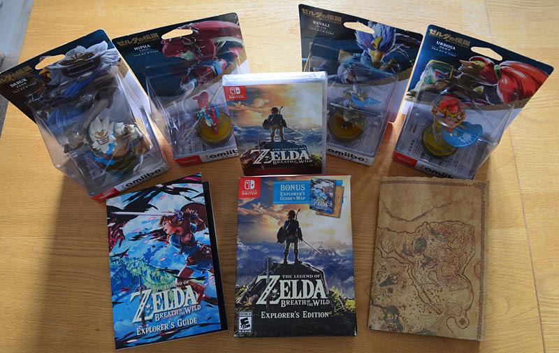 Explorer Guide Zelda