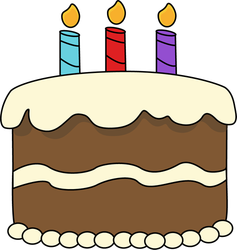 Freebirthday Cake Clipart Pictures Clipartix