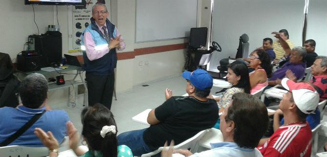 Suspendidos por este fin de semana los cursos a infractores en Tránsito de Salomia