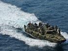 Tripulantes de barcos dos EUA retidos pelo Irã são soltos