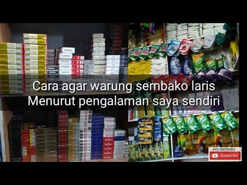 Cara agar warung sembako laris dan banyak pelanggan