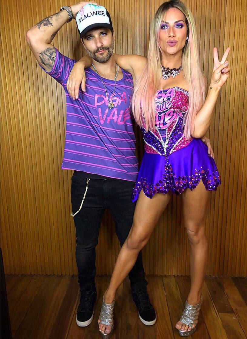 Gio Ewbank e Bruno Gagliasso (Foto: Divulgação)