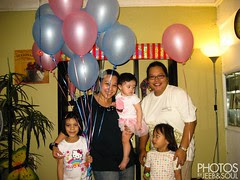 Birthday Myra 1yo