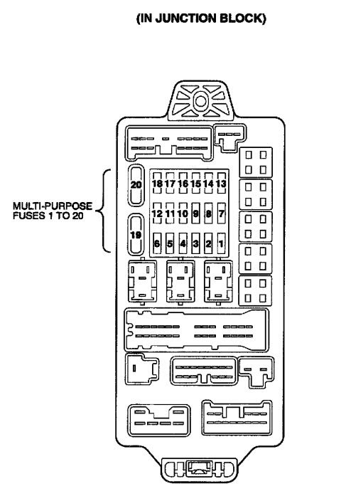 Mitsubishi Lancer 1998 Fuse Box Mercedes Benz Fuel Pump Wiring Harness Wiring Diagram Schematics