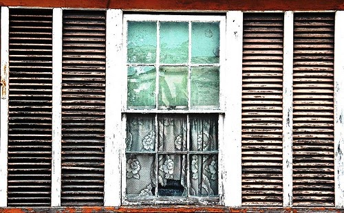 A Window with Character