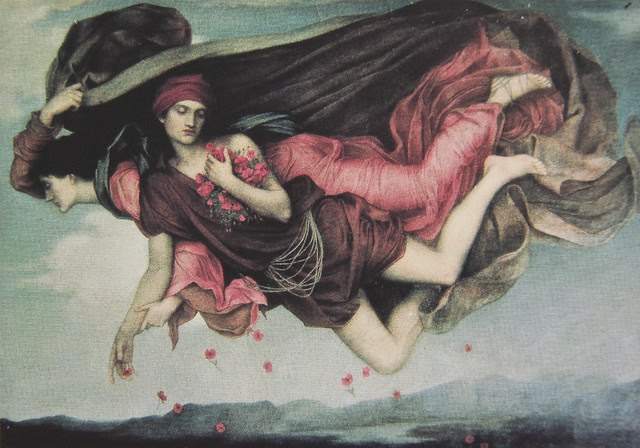 Night and Sleep - Evelyn De Morgan - 1878