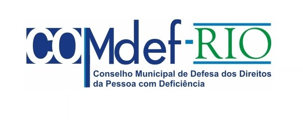 Logo do comdef rio