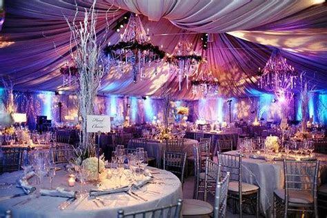 Es Tendencia el color púrpura o violeta en las bodas de