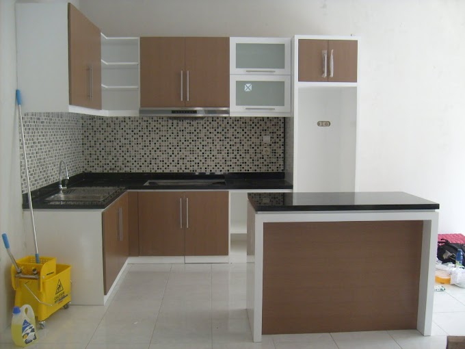 Contoh Gambar Dapur Bersih | Ide Rumah Minimalis