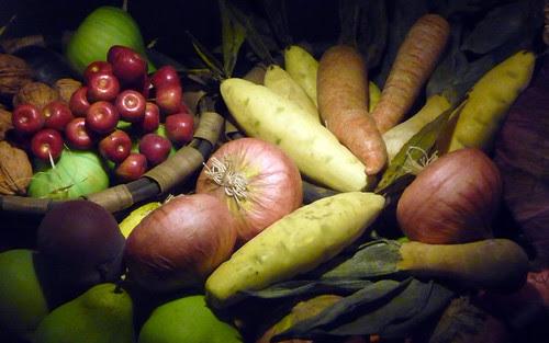 Productos hortofrutícolas