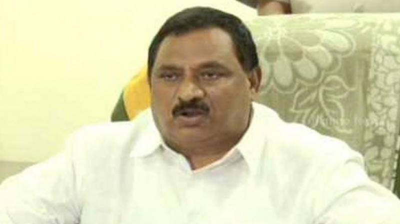 State will do justice to kapus: N Chinarajappa