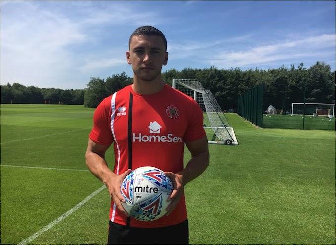 Sheffield United Release James Wilson