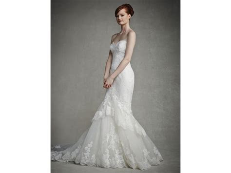 Enzoani Jodie, $1,399 Size: 0   Used Wedding Dresses