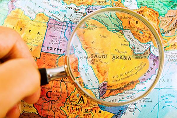 Risultati immagini per saudi arabia geopolitical