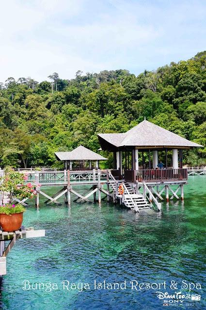 Bunga Raya Island Resort & Spa 02