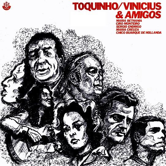 Resultado de imagem para Toquinho, Vinícius e Amigos (1974)