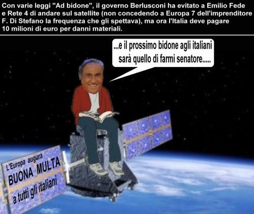 satira,attualità,le promesse di hollande,multa europea,rete 4,europei calcio,