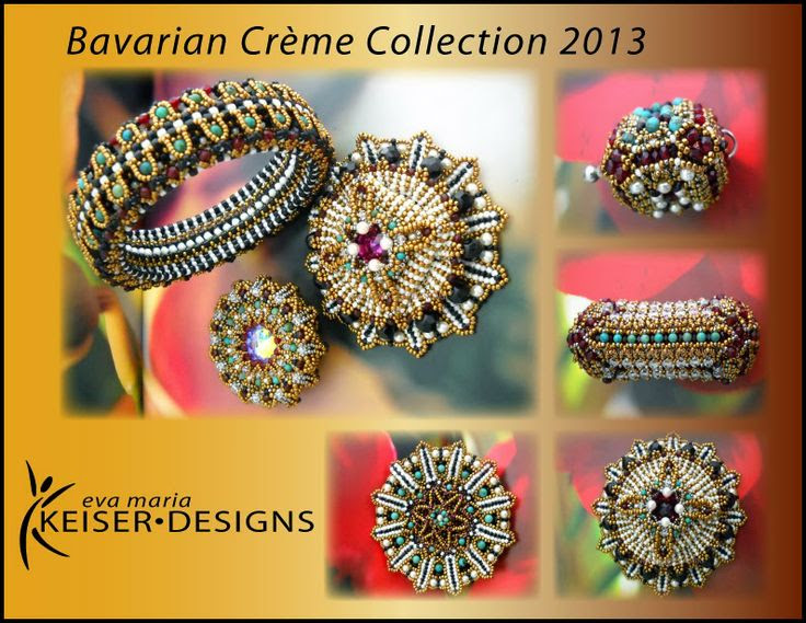 Eva Maria Keiser Designs: Collection: Bavarian Crème | 2013