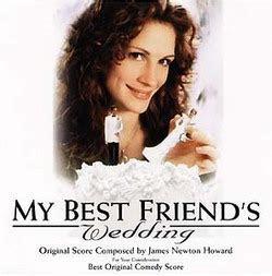 My Best Friend's Wedding   Original Score (1997)