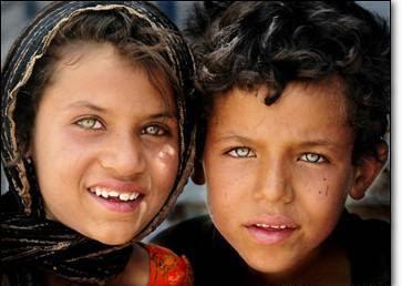 Iranian Children, via Flickr.