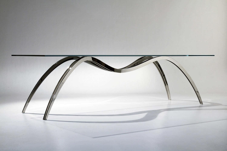 Table A Manger Originale table a manger en verre design