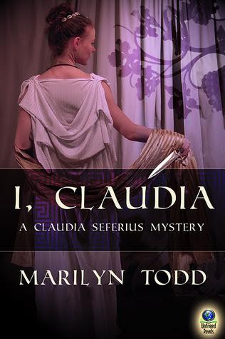 I, Claudia (Claudia Seferius, #1)