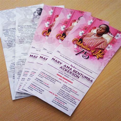 Ghanaian Wedding Invitation Cards   Wedding Invitation 2018