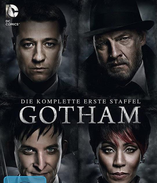 Gotham Staffel 5 Folgen