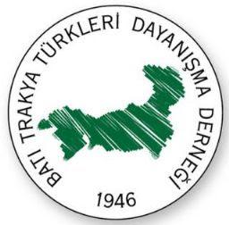 Ανεξάρτητο Τουρκικό κράτος της Θράκης σχολικά φανελάκια για όλα τα παιδάκια!