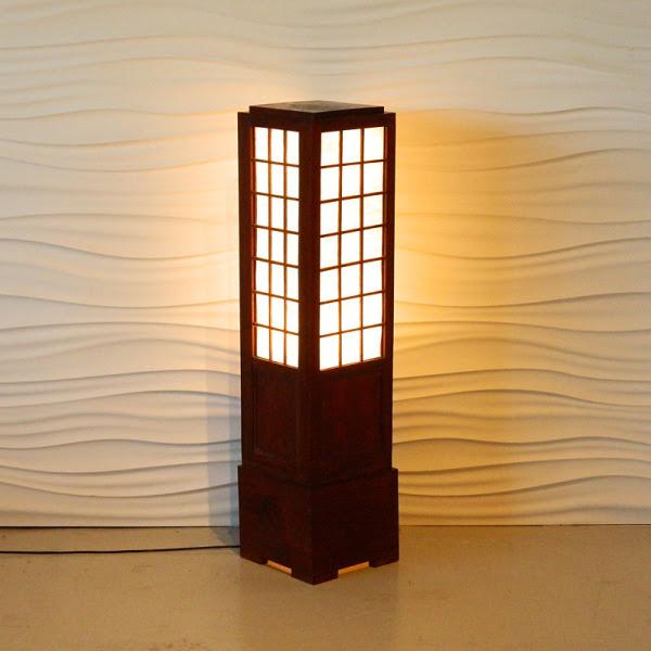 Home Anthology - Lighting - HA-11309 Japanese-style Floor Lamp