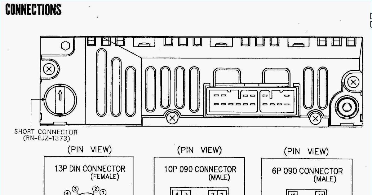 diagram pioneer deh x6500bt wiring diagram cd dvd full