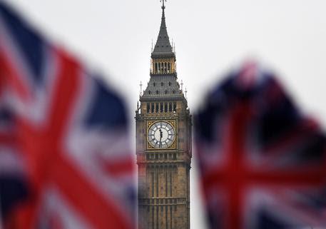 Il Big Ben © EPA