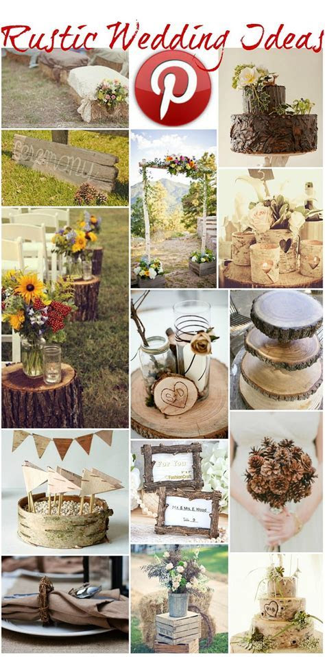 Boho Pins: Rustic Wedding Ideas   Boho Weddings For the
