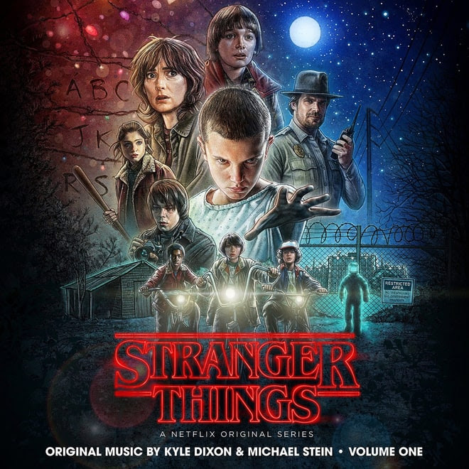 Kyle Dixon and Michael Stein, 'Stranger Things, Volume One and Two'