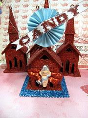 Valentine Kewpie House Kit!