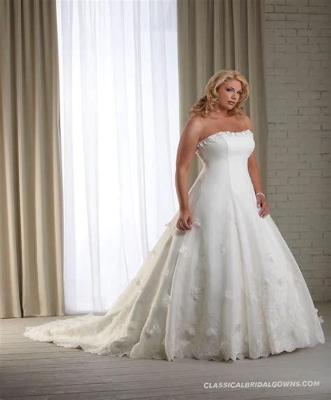 837 best plus size wedding dresses images on Pinterest