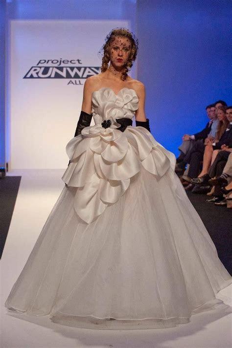 Austin Scarlett Project Runway All Stars Wedding Dress