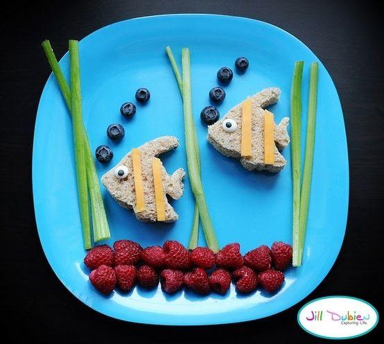 kids food ideas by Pika