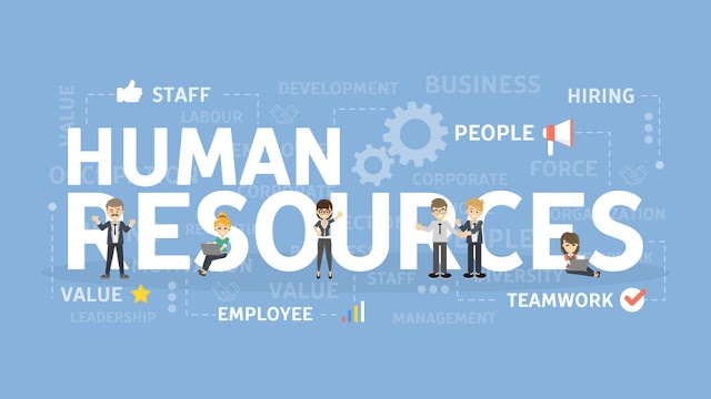 What does Human Resources do?
