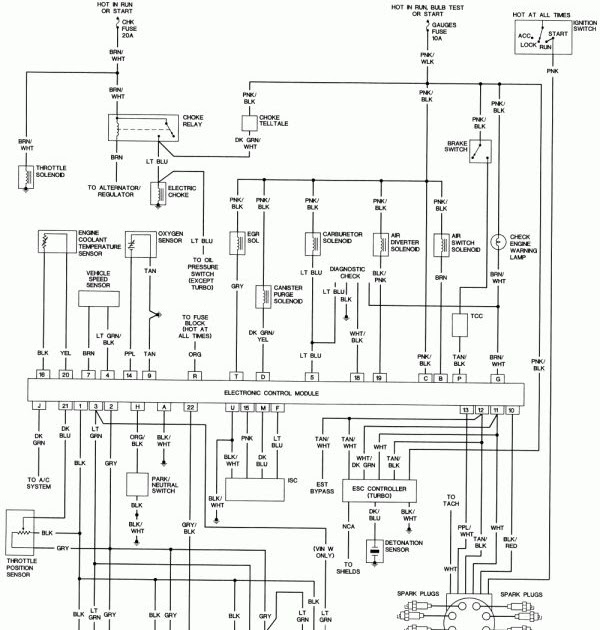 350 Tpi Wiring Diagram