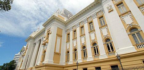 Tribunal da Justiça de Pernambuco (TJPE) é um dos órgãos que deve abrir seleção de nível médio e superior em 2016.  / Foto: Renato Spencer/ Acervo JC Imagem