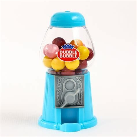 Personalized Mini Gumball Machines, Mini Bubble Gum Machines