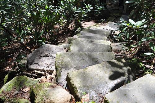 little cabin steps