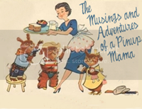 the musings and adventures of a pinup mama