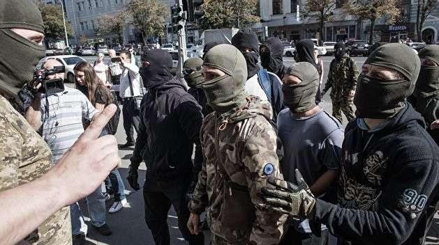 Ucrânia prepara-se para a introdução de uma ditadura terrorista aberta