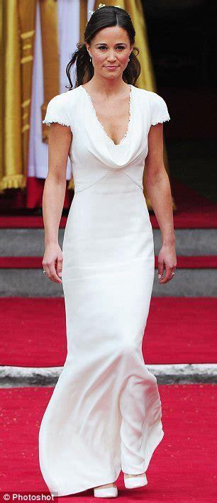 Pippa Middleton dress: Cameron Diaz wore maid of honour's